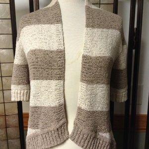Lucy & Laurel Cotton Blend top Sweater